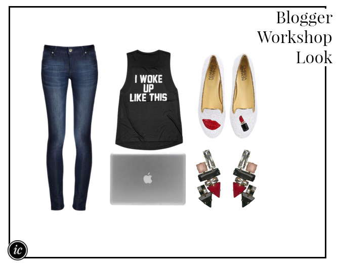 Blogger workshop Look