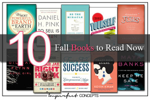 10 Fall Books to Read Now