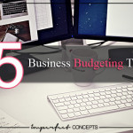 5 Business Budgeting Tips