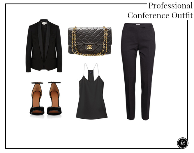 Professional Conference Outfit