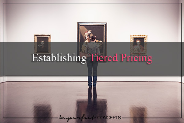 Establishing Tiered Pricing