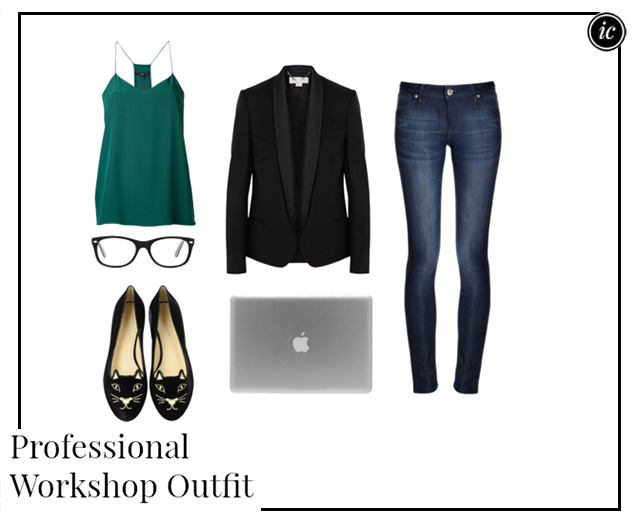 Professional Workshop Outfit