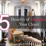 5 Benefits of Shopping Your Closet #imperfectconcepts