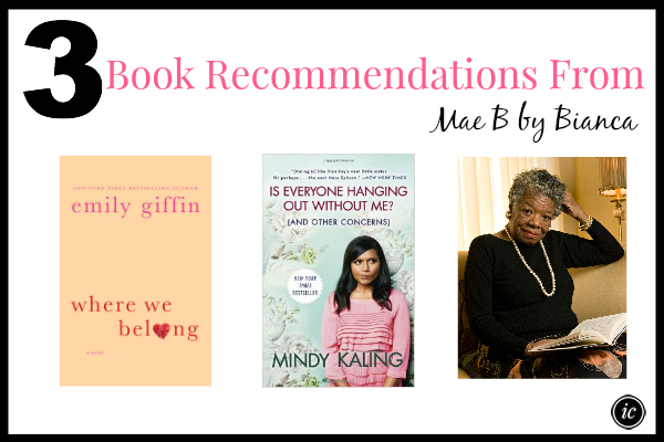Mae B by Bianca Book Recommendations