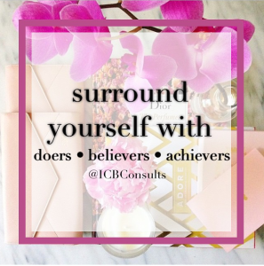 Surround Yourself With Does Believes Achievers ICBConsults