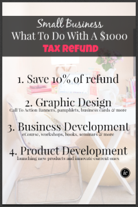 What To Do With A $1000 Tax Refund