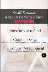 What To Do With A $500 Tax Refund