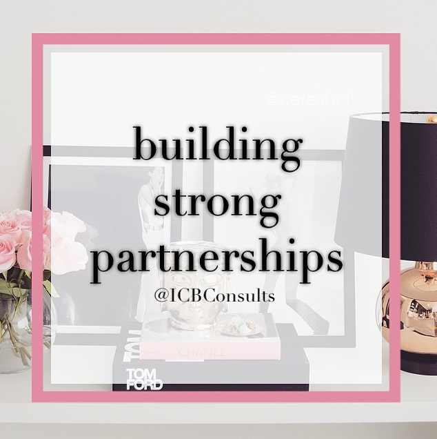 building strong partnership