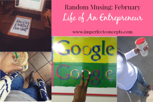 Take a peek behind a successful consulting firm and content creator entrepreneur life.