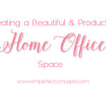 Simple and ease ways to help you create a beautiful home office space