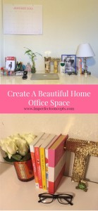 Why adding little trinkets to your home office space adds another level