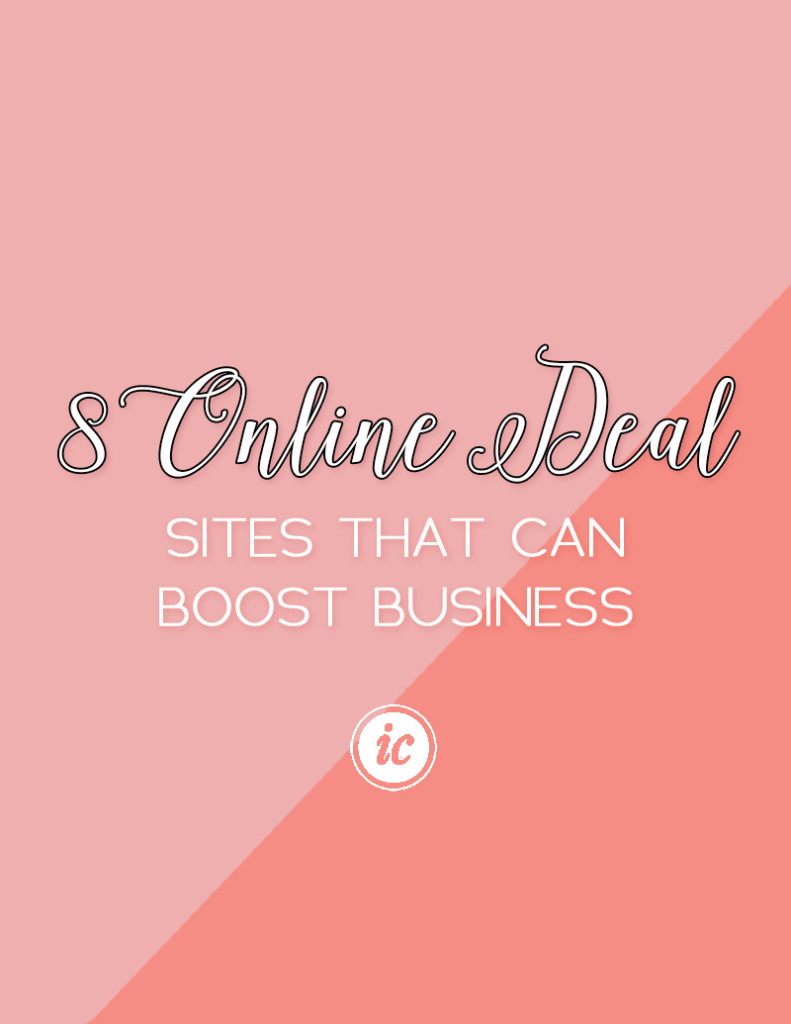 Learn how to leverage online deal sites to increase company revenue and audience.