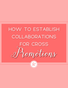 Four great ways to help you build your audience through cross promotion.