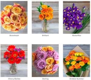 Beautiful floral arrangements make great gifts to give
