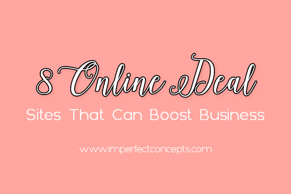 Leverage online deal sites like Groupon, Living Social, Fancy and more to grow your business.