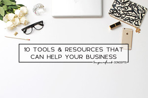 Online tools and resources that are designed to help small business owners start, scale and grow.   Imperfect Concepts