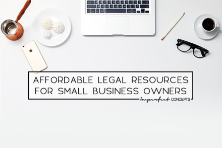 Brandi Howard Law answers all your business questions on contracts, trademarks, and more.   Imperfect Concepts #smallbusiness #trademark #contracts #legal #law