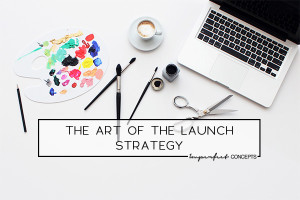 Strategic outline on understanding creating a winning launch for your business.