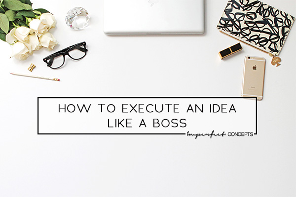 Learn how to take your great ideas into amazing business.