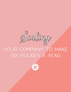 How I went from mid five figure income to six figure business within a year.   Imperfect Concepts #PassiveIncome #SmallBusiness