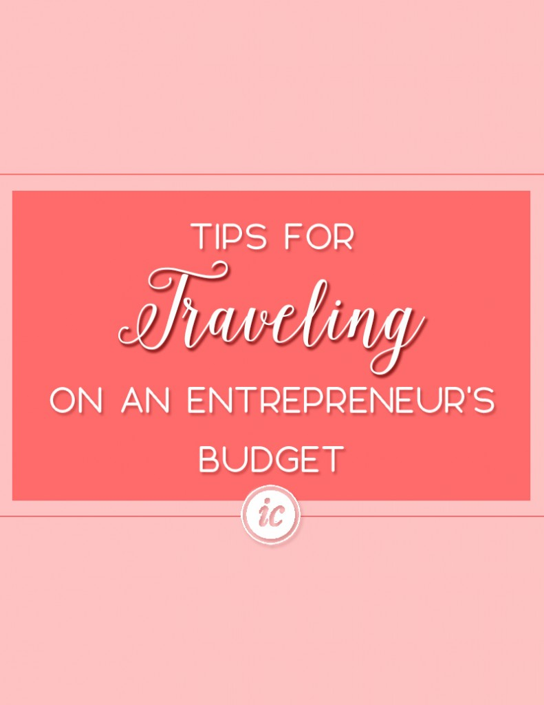 Four tips on how you can travel on an entrepreneur budget and still see the world. | Imperfect Concepts #Travel