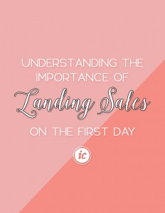 To feel like a winner when it comes to your business you must learn the importance of landing sales the first day of business. | Imperfect Concepts #SmallBusiness