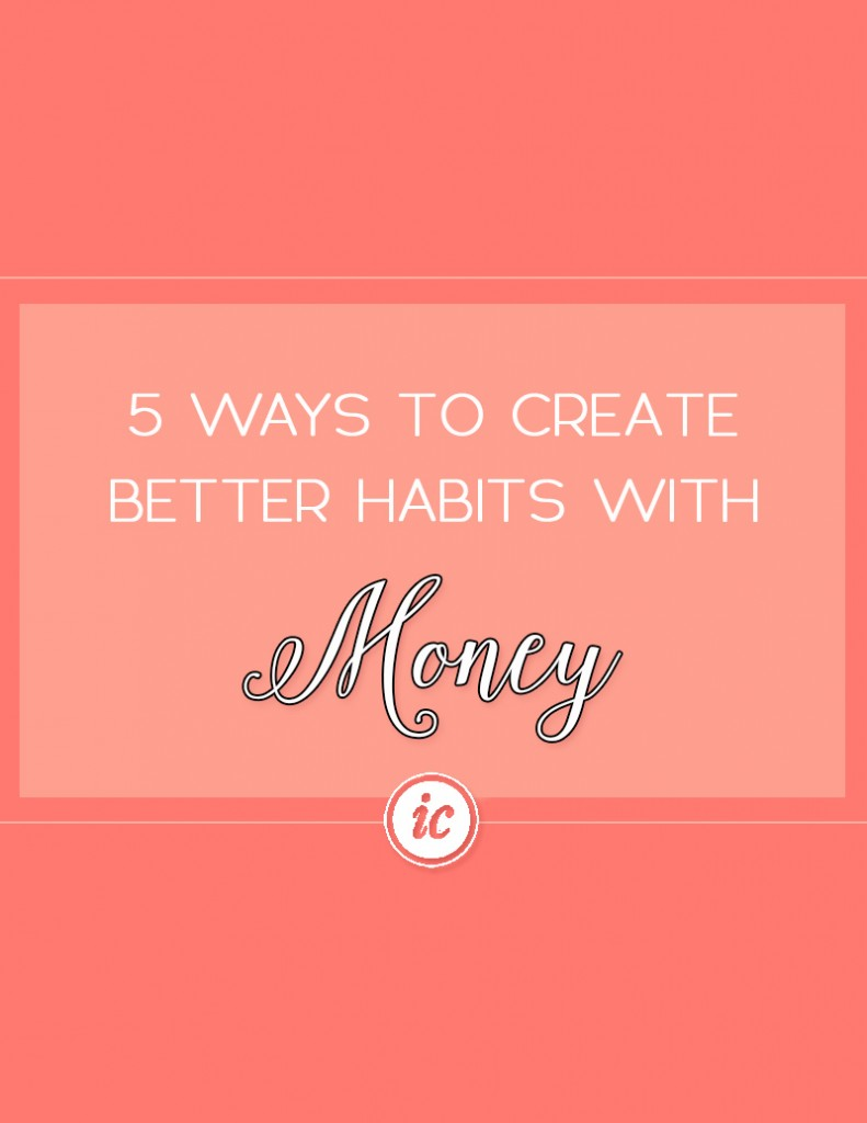 Keeping up with the Kardashians and bloggers is keeping you in debt. Create better habits today. | Imperfect Concepts #SmallBusiness #money #Finances