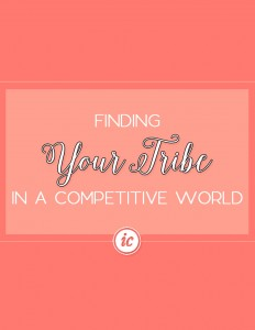 Sharing why having a tribe of friends is imperative when running a small business.   Imperfect Concepts #FindYourTribe