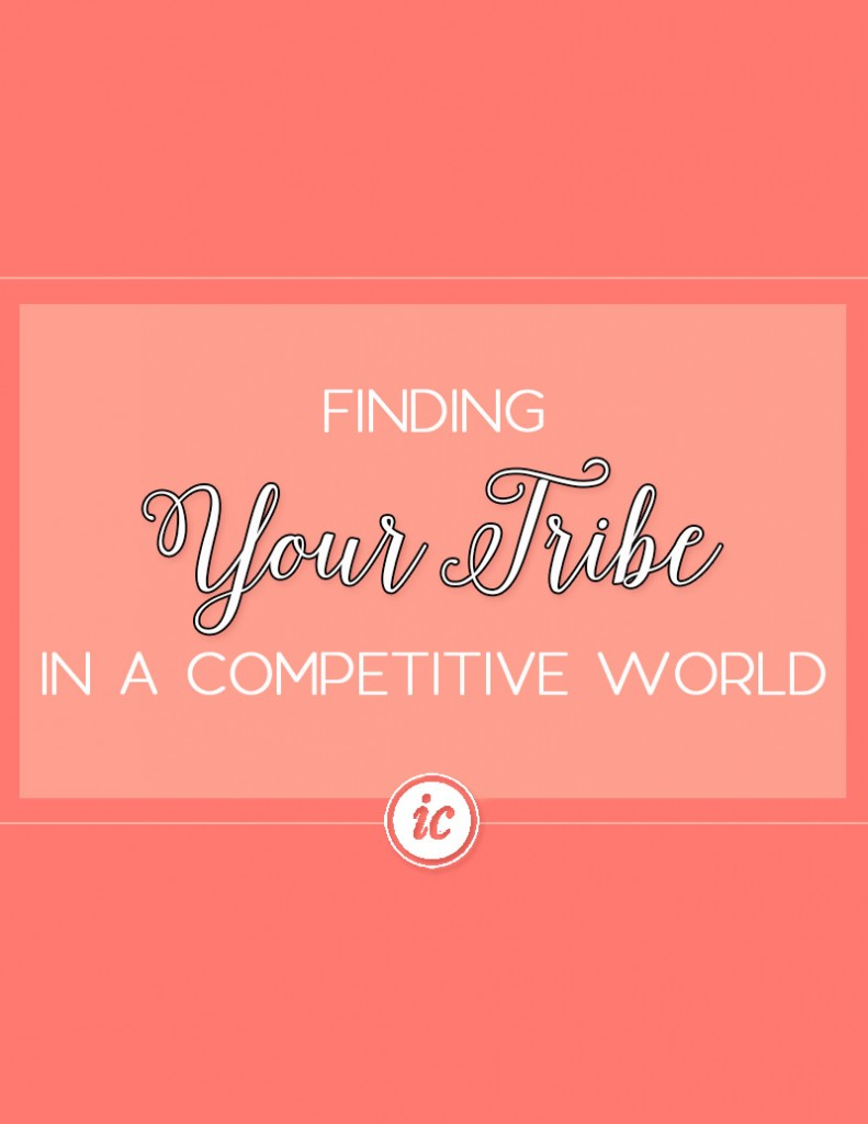 Sharing why having a tribe of friends is imperative when running a small business. | Imperfect Concepts #FindYourTribe