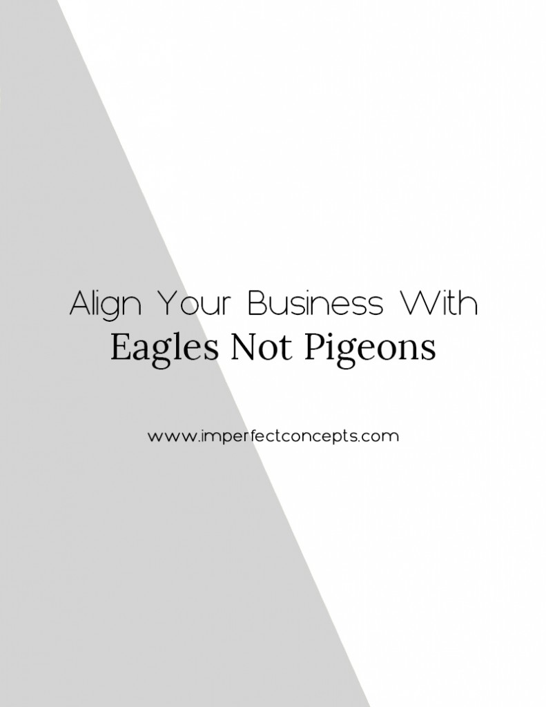 Birds of a feather do flock together, especially when you are trying to go higher. | Imperfect Concepts #mindset #success #blogging #smallbusiness