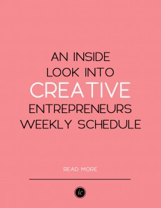 Sharing a peak into my life a six figure creative entrepreneur. | Imperfect Concepts #smallbusiness #blogging #advice