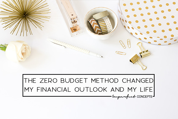Afters of year of failing to budget correctly, I have found the perfect budget for me as a small business owner. | Imperfect Concepts #budgeting #money #finance #blogging #smallbusiness