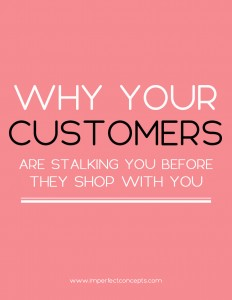 On average it takes your future customers seven touches to purchase. | Imperfect Concepts #blogging #smallbusiness #businessadvice