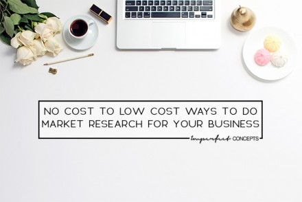 Market research can be expensive. Sharing several ways to do it for free or lower cost.