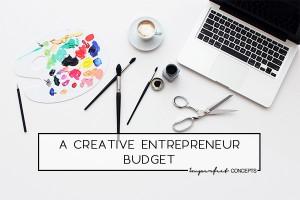 entrepreneurial budgeting