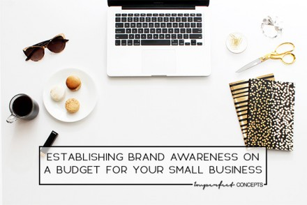 3 Tips On How to Establish a great brand on a small budget.