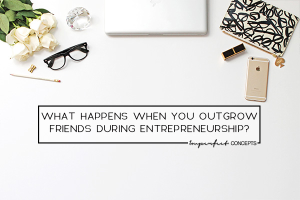 Losing friends when running a business is not easy. Sharing some tips and insight from my experience.