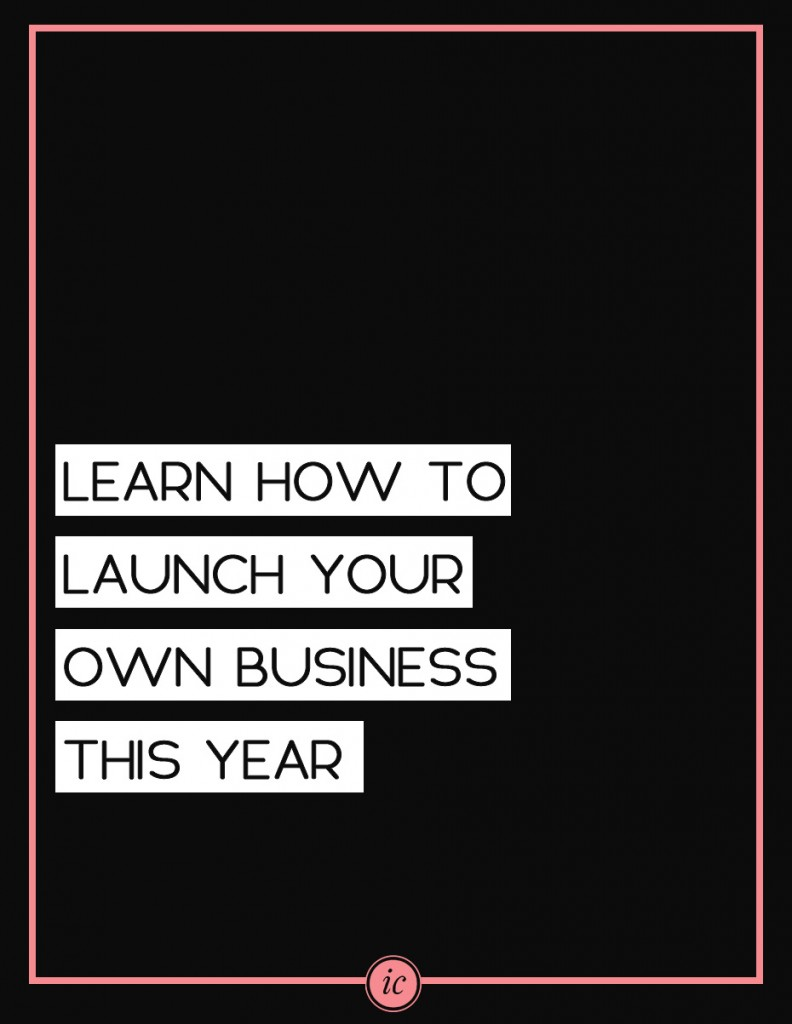 7 steps to launch your business this year.