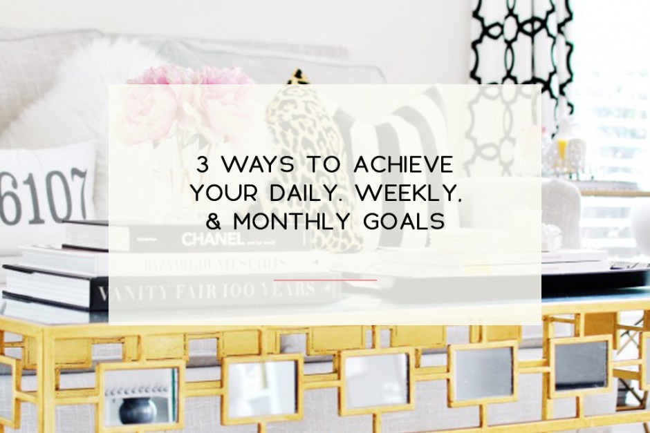 Breaking down how you can truly be intentional with achieving your goals for your small business. | Imperfect Concepts #goalsetting #blogging #smallbusiness