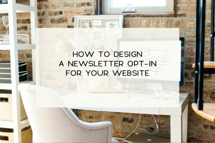 Creating an opt in for your website that makes visitors want to sign up. | Imperfect Concepts #design #canva #popup #newsletter #emailmarketing