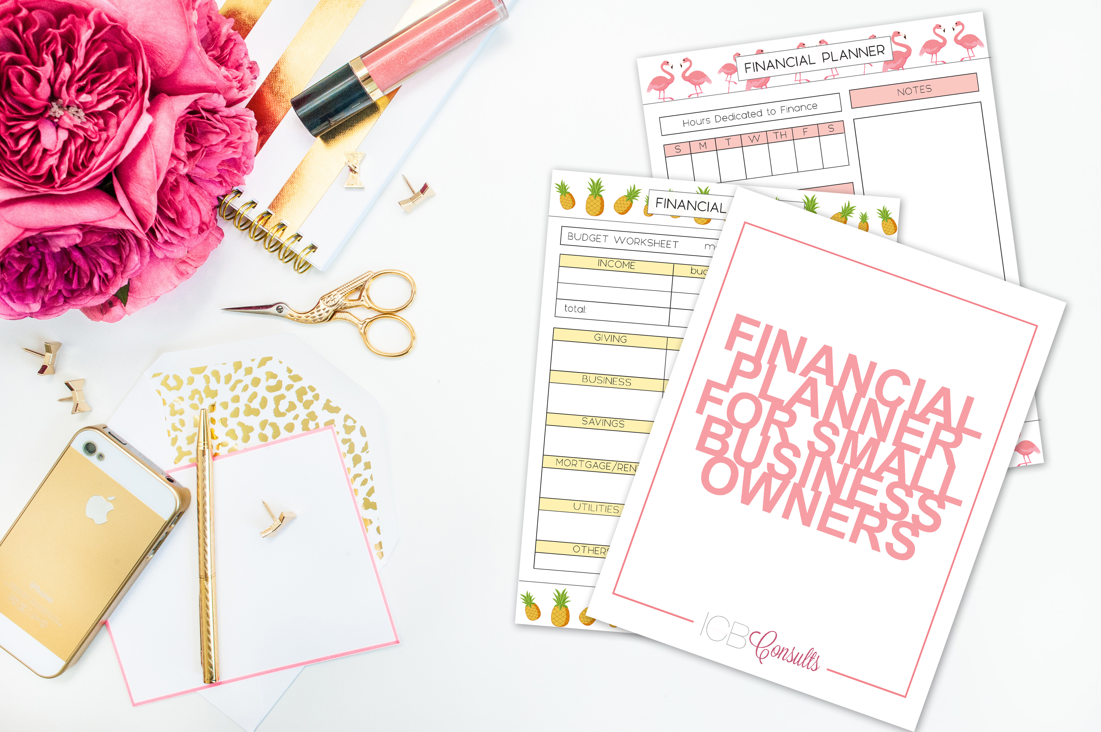 Financial Planner For Small Business Owners - Imperfect Concepts