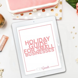 Holiday Guide For Small Business
