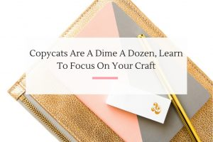 4Things you need to know about people who copy other creatives. | Imperfect Concepts