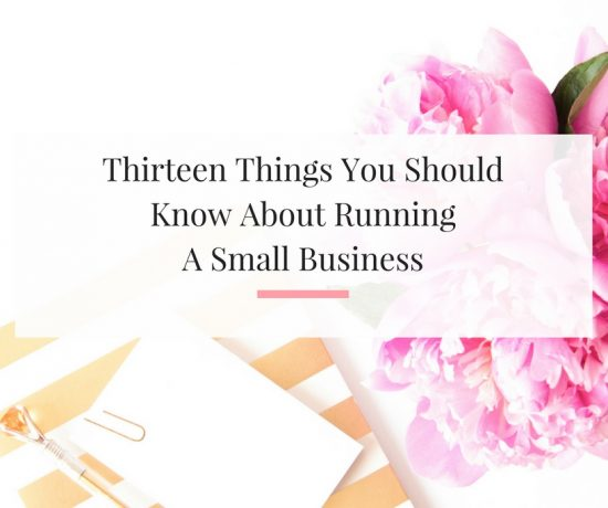 After seven years, of running a small business I have things to share. | Imperfect Concepts