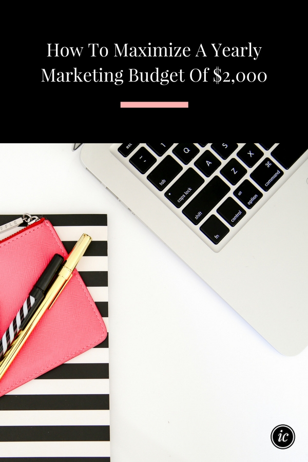 No matter the size of you budget one of these six tools can help you maximize your growth this year. | Imperfect Concepts
