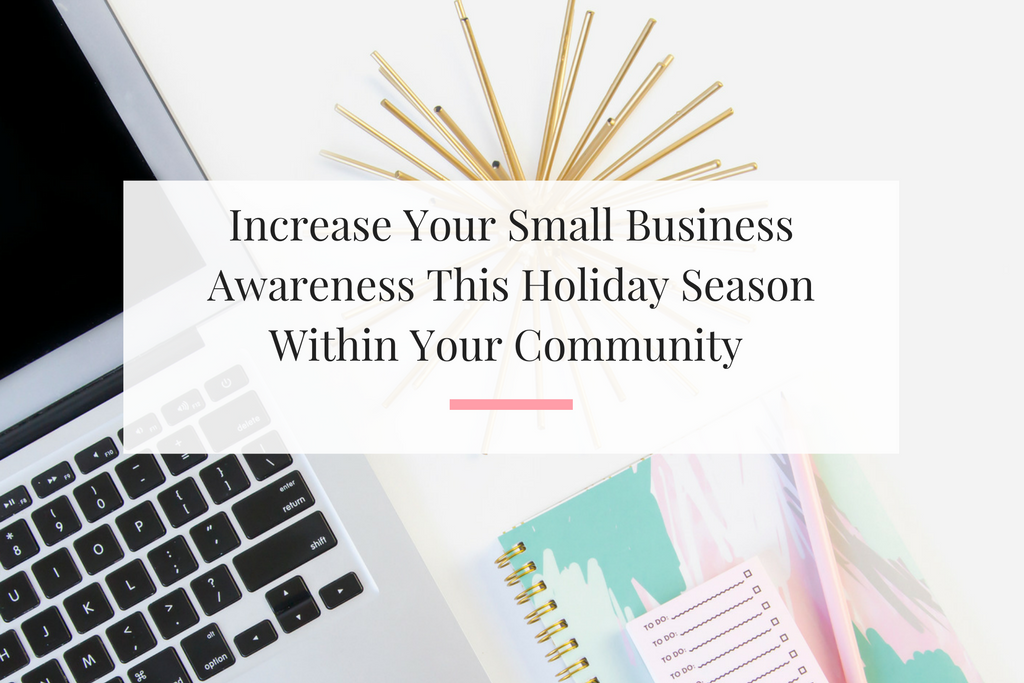 5 Tips to help you increase your small business reach within your local community. | Imperfect Concepts