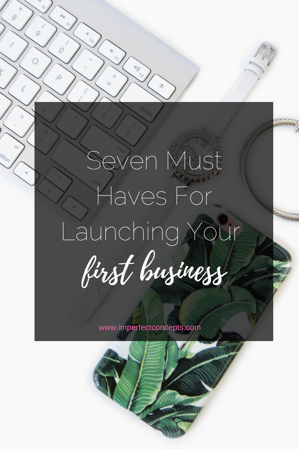 Learn about trademarks, domains, savings accounts and more before you launch your new business.