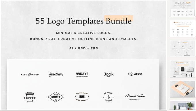 55-logo-templates-bundle