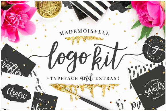 mademoiselle-logo-kit