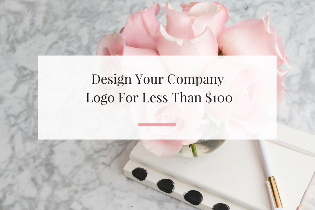 Three websites that help you design your company logo for less than $100. | Imperfect Concepts